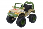 JEEP 4X4 OFF ROADER ZIELONY