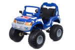 JEEP 4X4 OFF ROADER NIEBIESKI